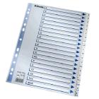 Alfabetregister PVC, A4  100141