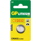 Batteri GP CR 2032 3V Lithium