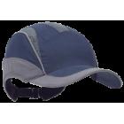 Cap Baseball Classic marine/grå m/verneinnlegg