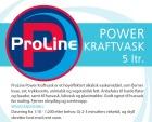 ProLine Power Kraftvask 5 liter