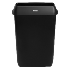 Katrin Waste Bin With Lid 50 Liter - Black