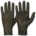 Eng.hanske Magic Touch Soft Nitrile, pudderfri. Sort, XL