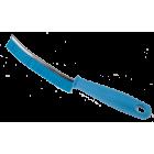 Salmon fiskebørste polyester, blå