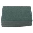 Håndpad tynn grønn 150x230 10 stk.