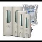 Vision200 dispenser (hvit/chrome) manuell