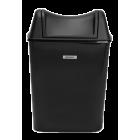 Dispenser Katrin Lady Hygiene Bin Lid 8 Liter - Black