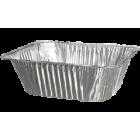 Aluminiums form 1/2 Gastro 324x264x106 - 5,2 ltr