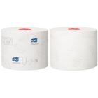 Toalettpapir Tork Mid-size 2-lag