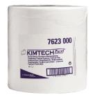 Kimtech Pure Rengjøringsklut Rull 600 ark hvit