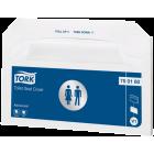 Tørkepapir Tork Advanced Toalettsetebeskytter, V1