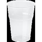 Duni plastglass 25 cl TREND