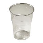 Plastglass PET 35cl 50 stk emo