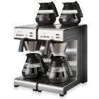 Kaffetrakter Matic Twin m/ vanntilkobling (1-fas)