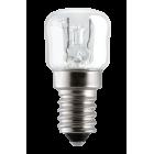 Stekeovnslampe Klar 15W E14