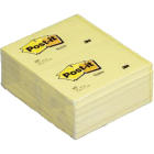 3M Post-It Notat 655 76x127mm Gul
