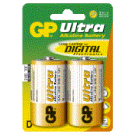 Batteri GP Alkalisk LR20/am1 2pk