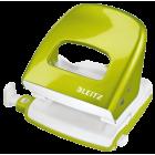 Hullmaskin Leitz 5008 2H Grønn 30 ark