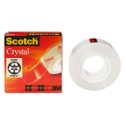 3M Scotch 600 Tape crystal 19mm X33mm Klar