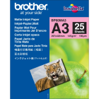Brother fotopapir BP60 A3 145g  25 stk