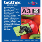 Brother fotopapir BP71 A3 260g  20 stk