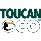 Toucan Eco etikett for sprayflaske