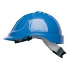 Vernehjelm Blå Hc635 ventilert m/ rattjustering