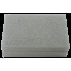 Håndpad tynn hvit 150x230 (10 stk)