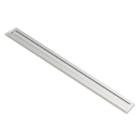 Salmon veggskinne aluminium (RAIL500)