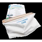 Støvpose refill kitt Lindhaus LS38 m/ filter