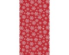 Duk dunicel Red Snowflake 138x220