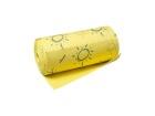 Quick'n dry - klut på rull, gul (ikke perforert)