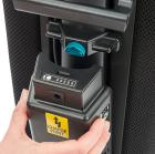 Batteri Li-Ion f/ VBU teppebanker m/ indikator