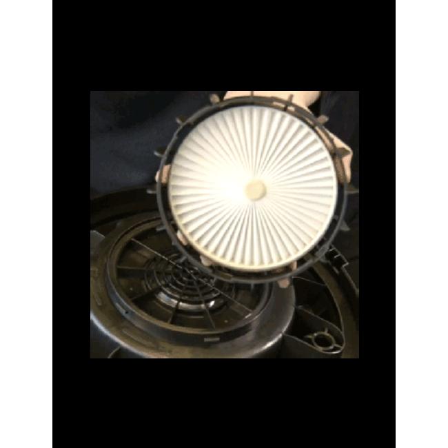 Hepa filter f Valet støvsuger VTVe Skovly Engros