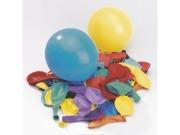 Ballonger runde (50) assorterte farger
