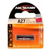 Batteri Ansmann A27 alkaline 12V