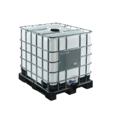 OK 346 delevask avfetting i container, 1000 ltr