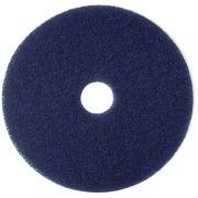 "Floor Pads 3M, blue, basic, 17"""", 432 mm"