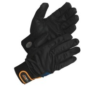 Assembly glove synthetic WS M25 11 Black