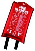 Fire blanket 1,2x1,8 m