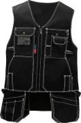 Combi Vest Fristads FAS 511 Sort XL