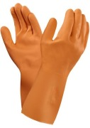 Latex Glove VersaT Orange 87-370 M/7.5