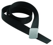Belt WS Metal Buckle Black 120cm