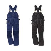 Brace Trousers Fristads FAS51 Navy C52