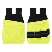 Hang Pockets Worksafe HVYel/Black OS