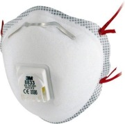 F.Half Mask Vent 3M 8833F FFP3 R DV