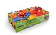Eng.hanske Magic Touch Soft Nitril paprika, Large