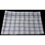 Ørn glasshåndkle lin/bomull 50x70
