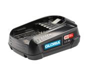 Gloria MultiJet refill batteri Bosch 2,5 Ah