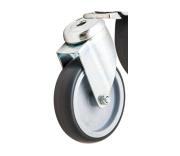 Viking hjul 100mm for Kompakt vogn u/ brems