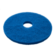 """Gulvpad 14"""" blå 356mm"""